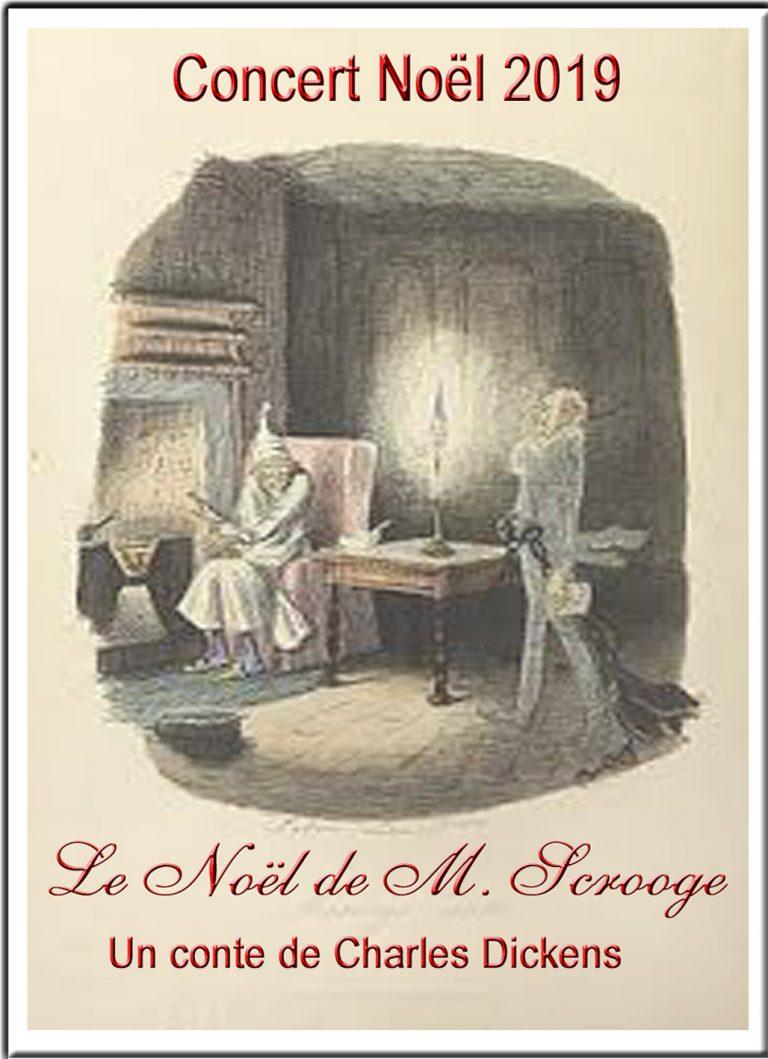 Noel de M. Scrooge